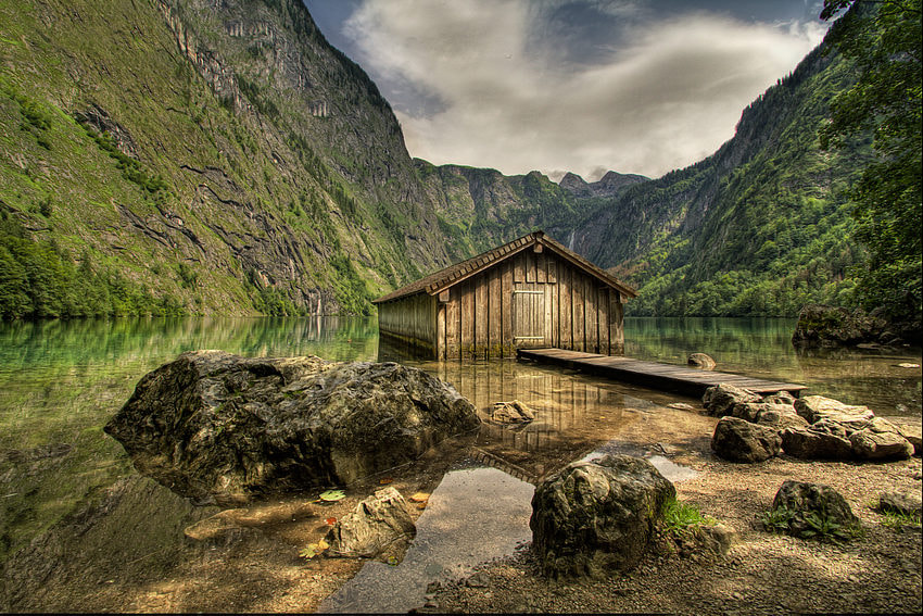 Photograph Obersee ! by ---Jan --- on 500px