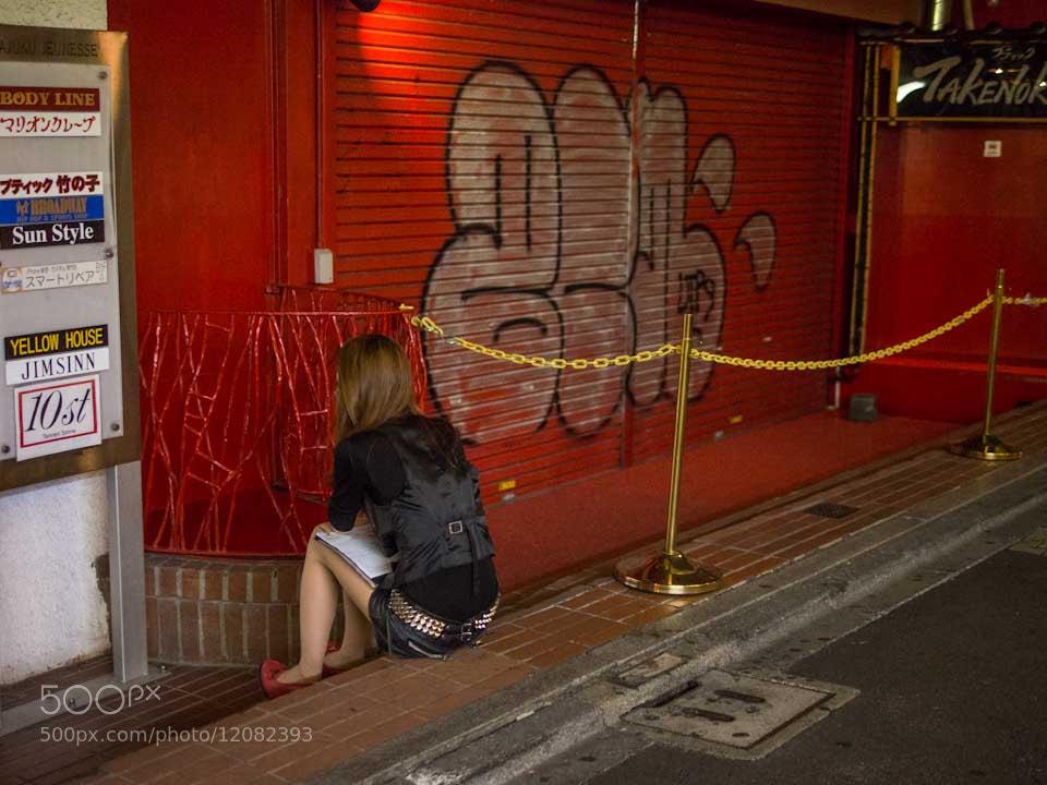 Photograph At Harajuku. by Brandon Woo on 500px