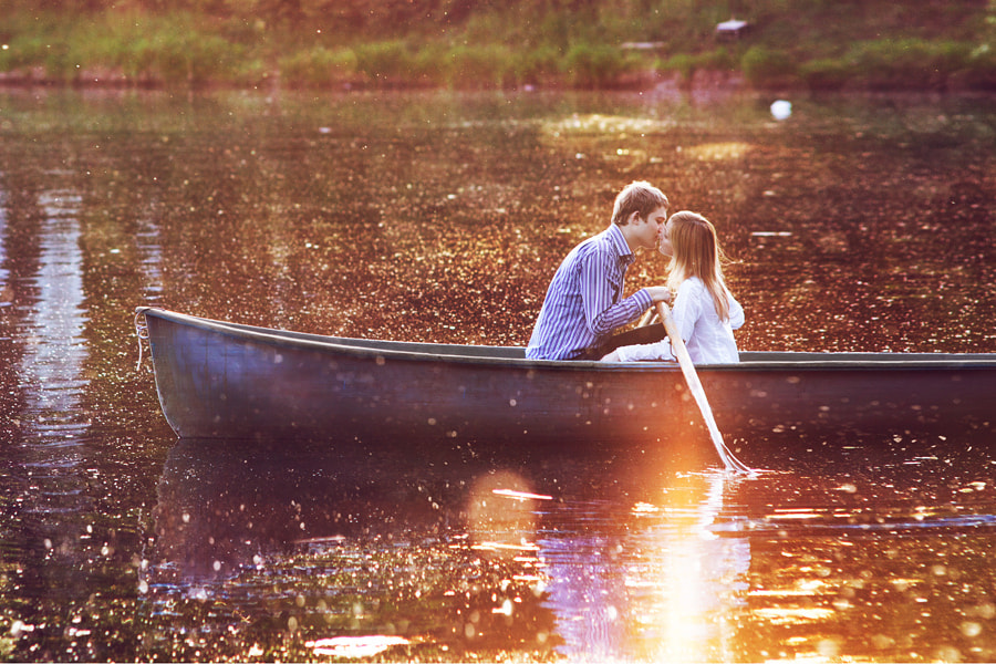 Photograph Love is... by Kristina Makeeva on 500px