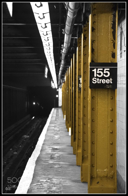Photograph New York Subway by David Zaragoza on 500px