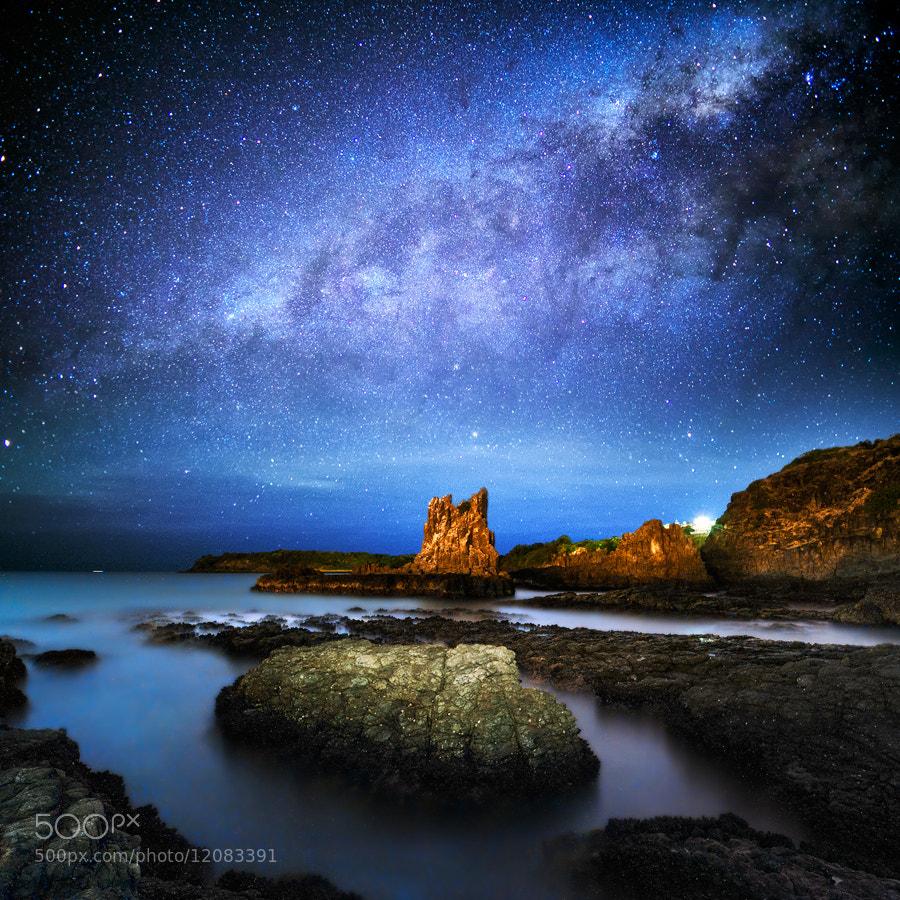 Amid Myriads of Stars by AtomicZen : ) on 500px.com