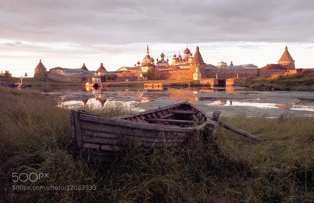 Photograph Solovetsky monastery by Sergey Bugrov on 500px