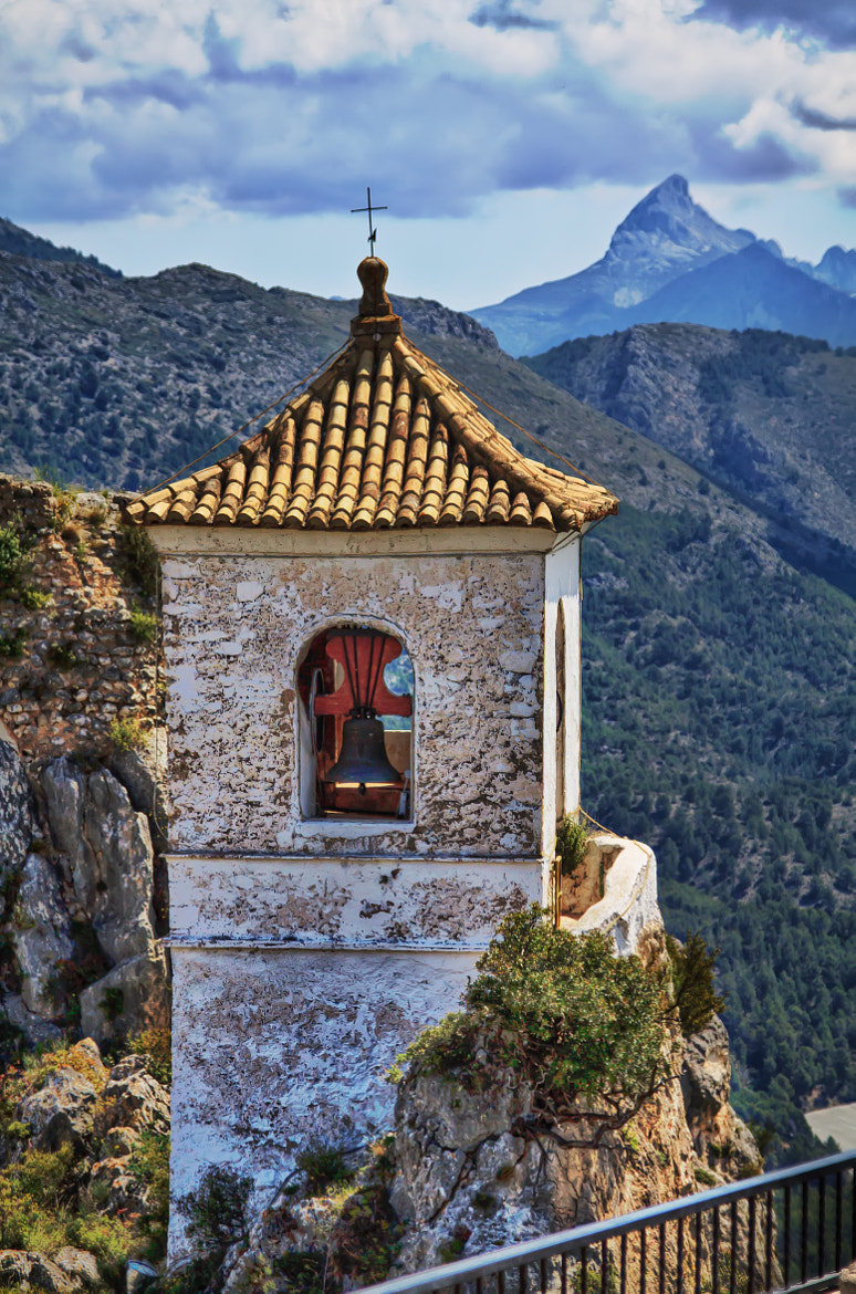 Photograph Guadalest bell tower by Tomasz Melnicki on 500px