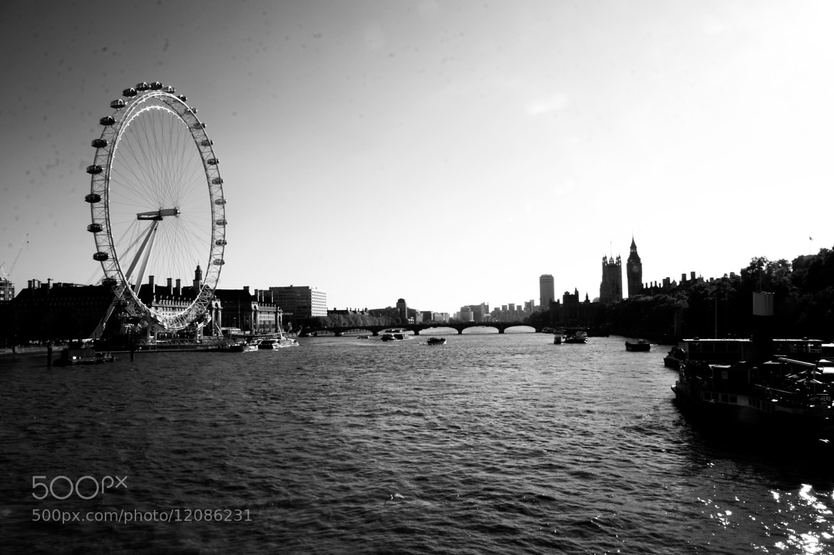 Photograph London by Nicholas Orwin on 500px