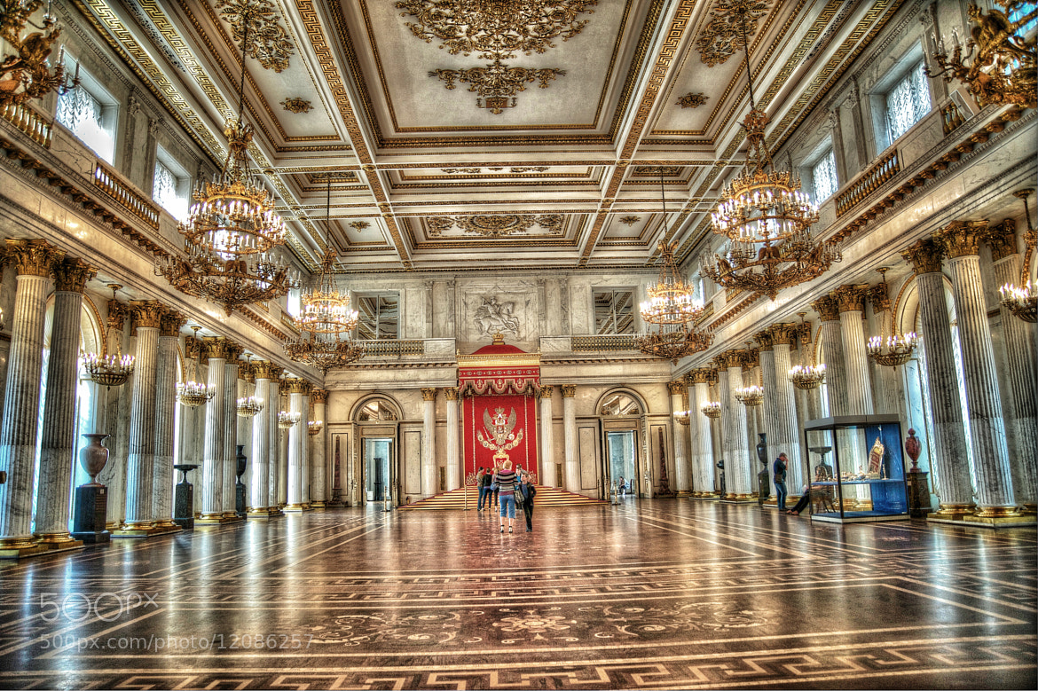 Photograph St George's Hall by Lappeen Ranta on 500px