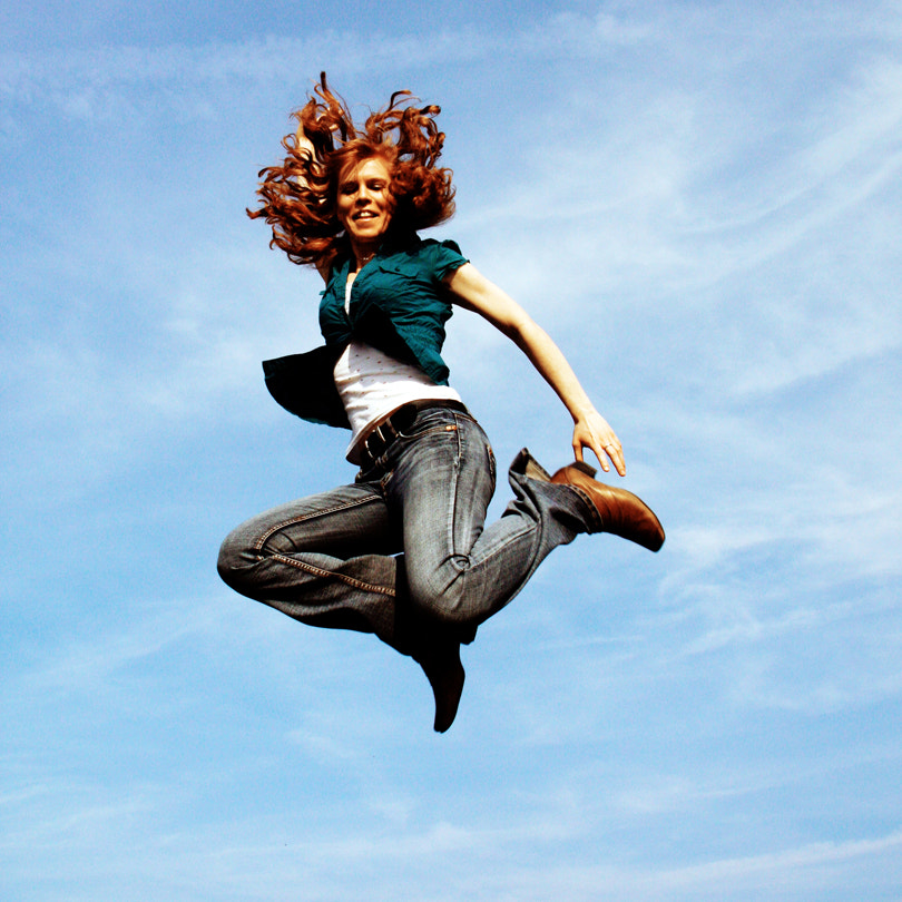 Photograph jump by Pixel Passion on 500px
