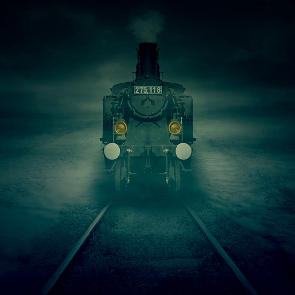 Photograph Train by Zoltan Toth on 500px