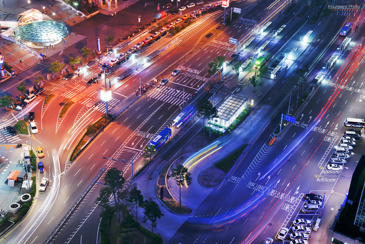 Photograph The road turns round. by Jungmin Oh on 500px