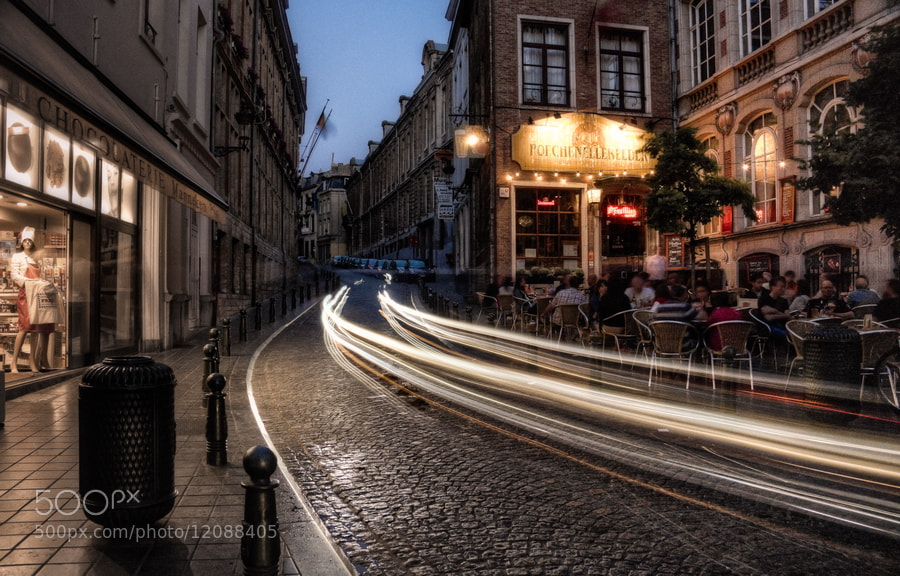 Photograph Ghosts of Brussels by Max Vysota on 500px