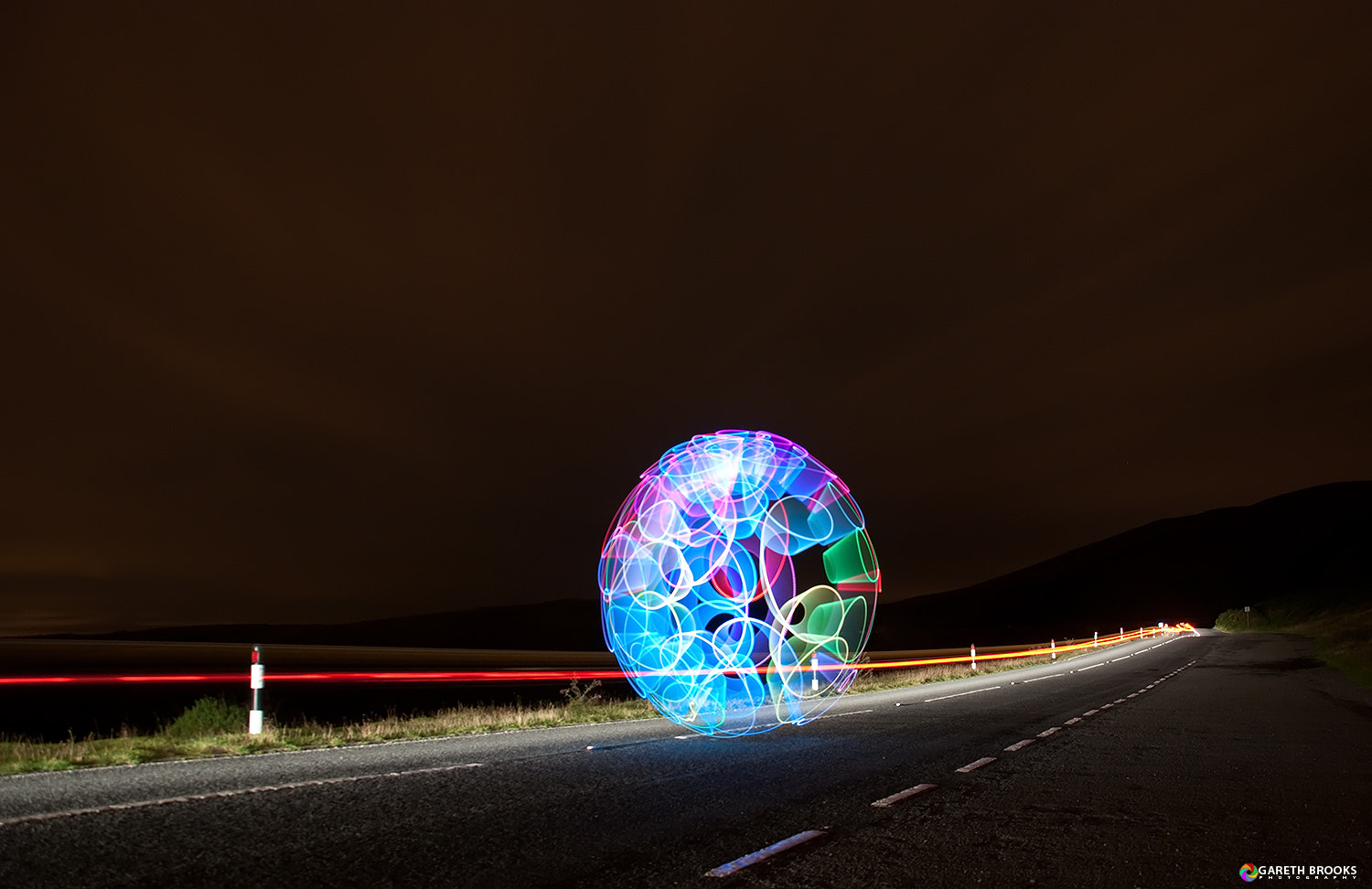 Photograph Trailing Orb by Gareth Brooks on 500px