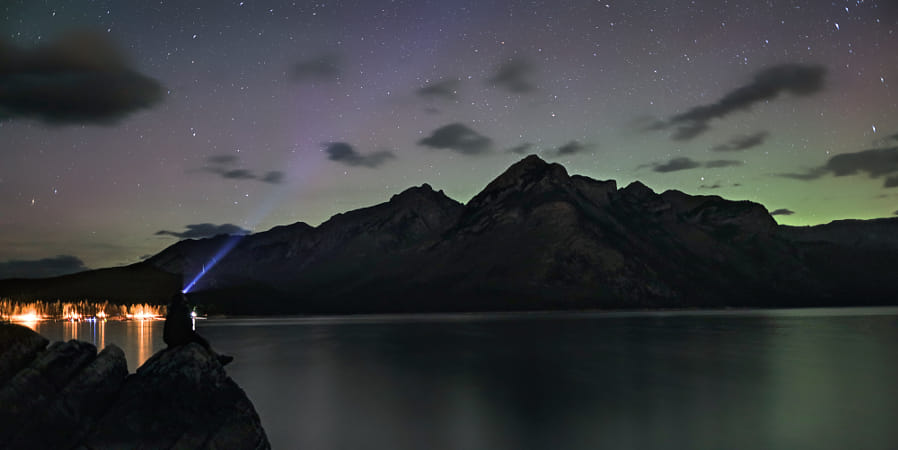 Minnewanka by Kimberly Potvin on 500px
