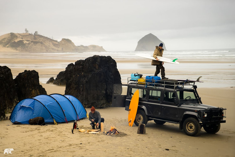 Photograph My kind of a weekend. by Chris Burkard on 500px