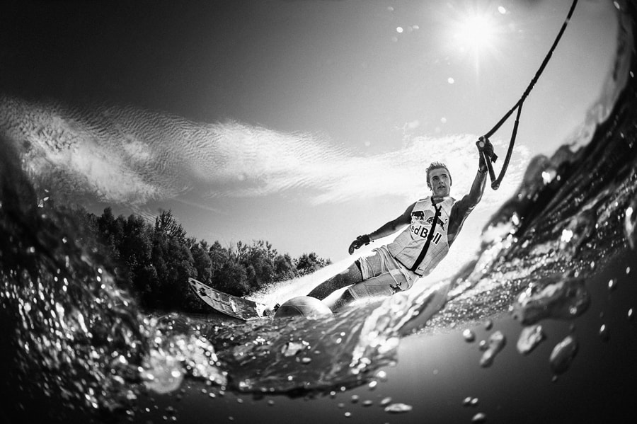 Photograph Waterski II by Philip Platzer on 500px