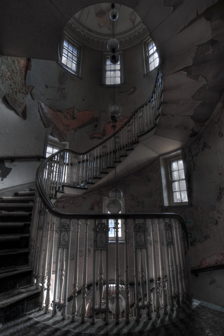 Photograph Crazy Stairs  by Ian Hamilton on 500px