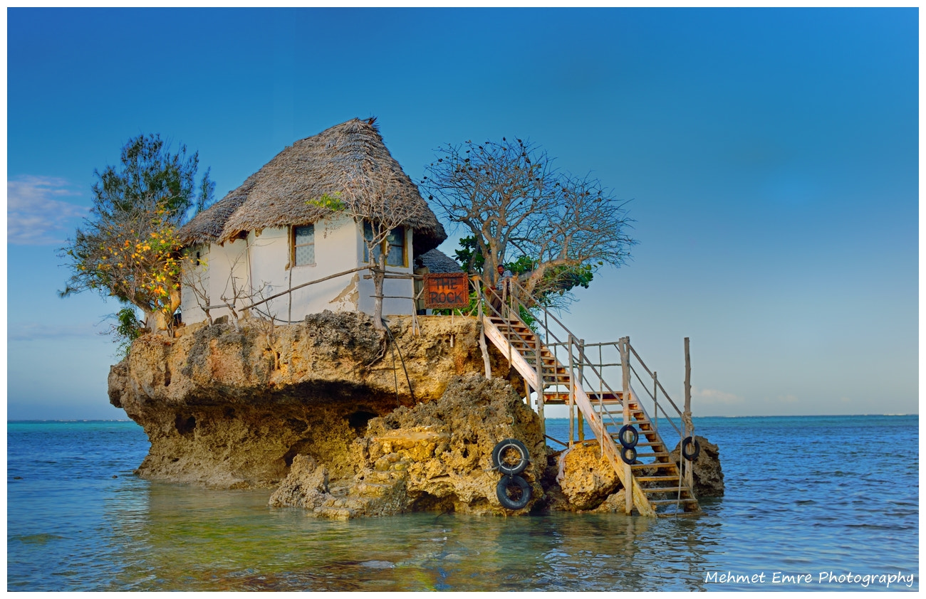 Photograph The Rock - Zanzibar by Mehmet Emre on 500px