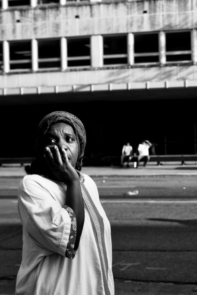 Photograph Worried woman by Kyle Batson on 500px