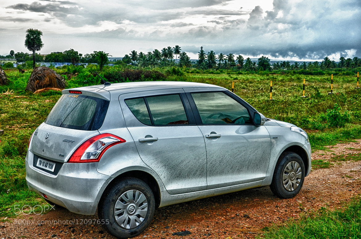 Photograph Dirt on the car - HDR by Kumaran Shanmugam on 500px