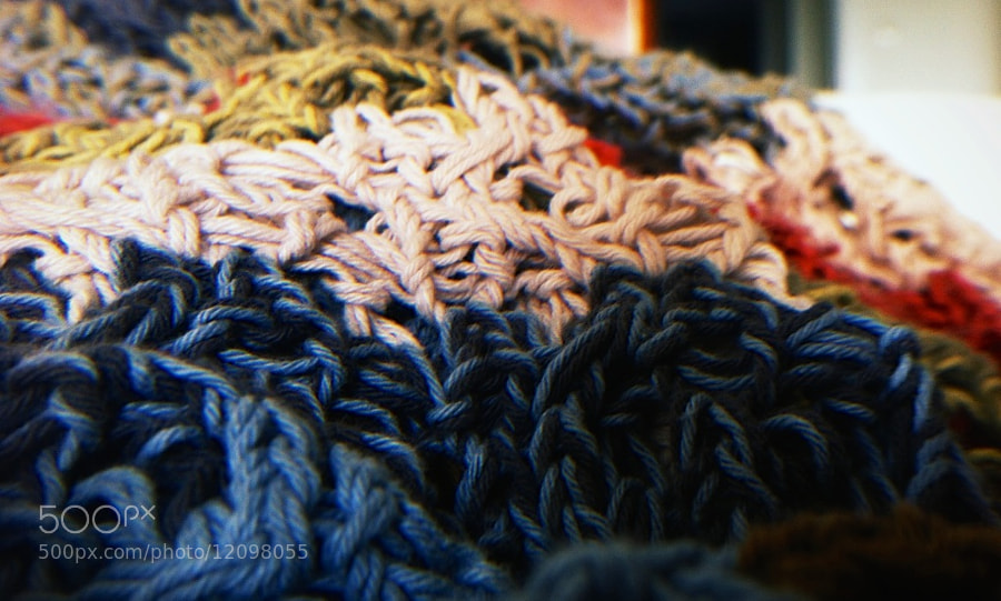 Photograph Knit - 1 by Robin Lundgren on 500px