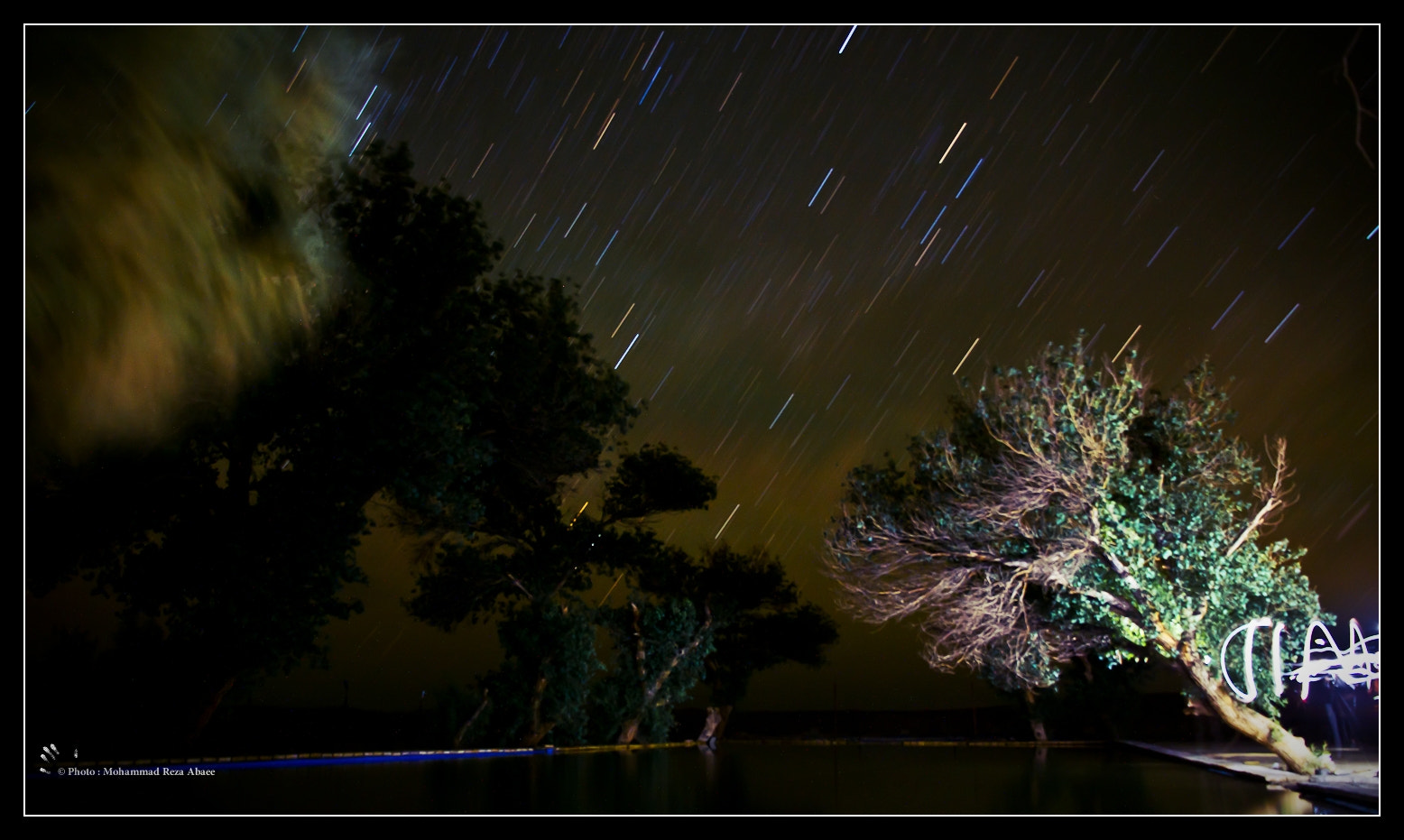 Photograph When Stars Fall! by Mohammad Reza Abaee on 500px