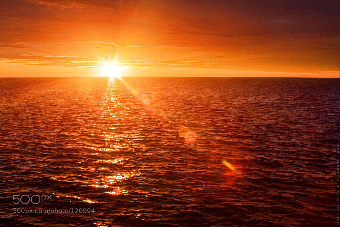 Photograph Sunset by Pavel Matveev on 500px