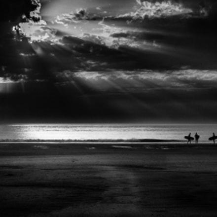 Surfeurs Soulac
