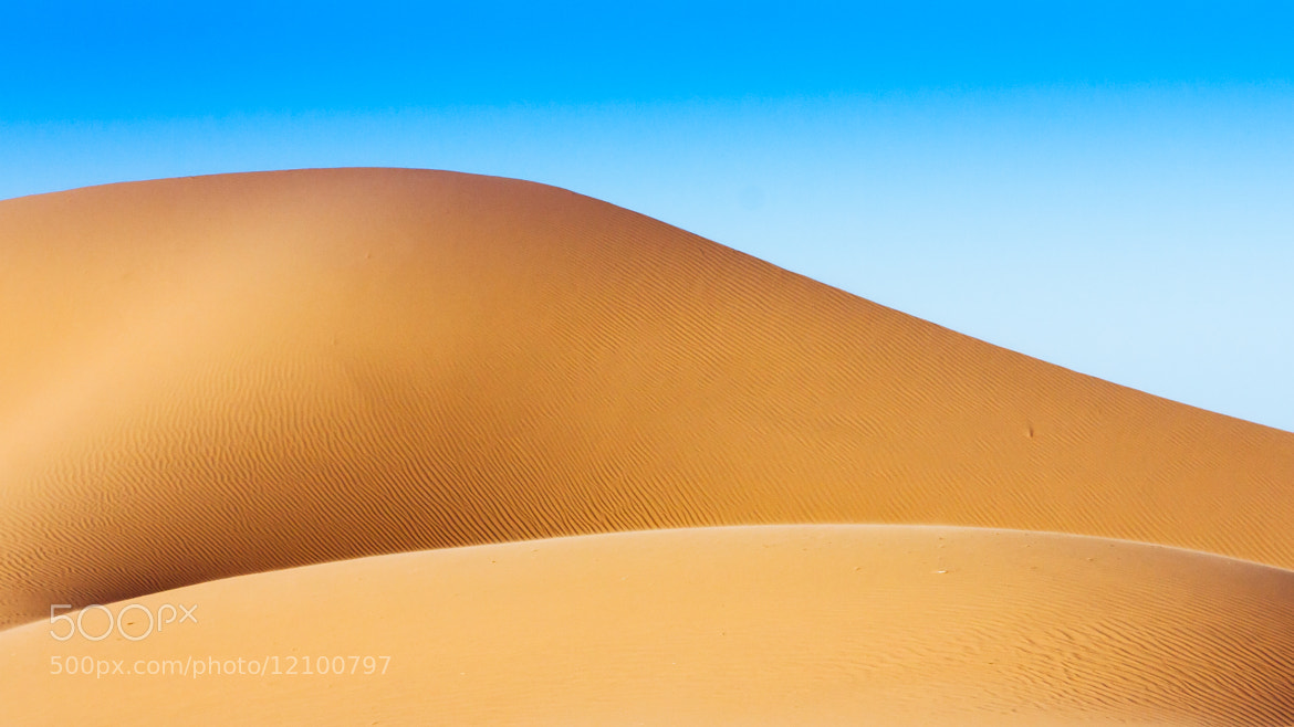 Photograph Desertscape 3 by Rob van der Pijll on 500px