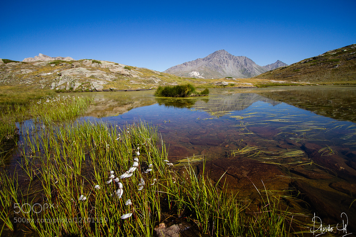 Photograph Lac Perrin inférieur by Davide Pasquini on 500px