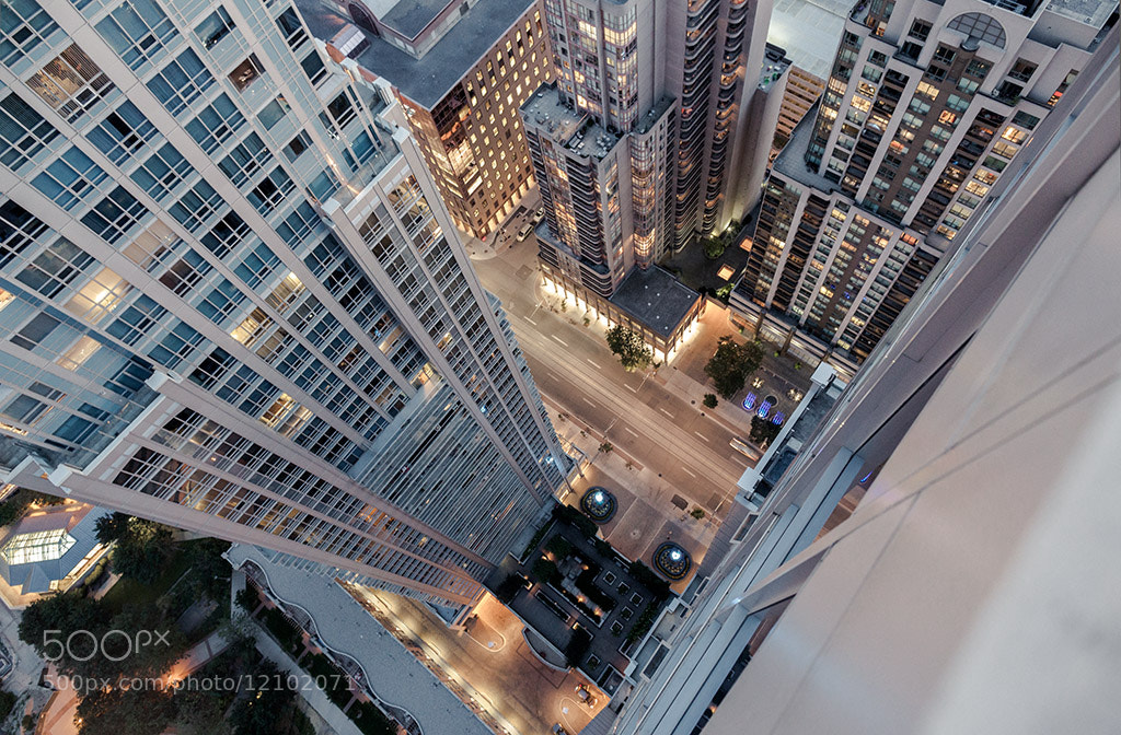 Photograph Vertical Landscapes 2 (night)  by Roof Topper on 500px