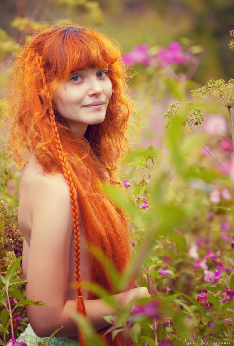 Photograph Redhead beauty by Anton Milyuganov on 500px
