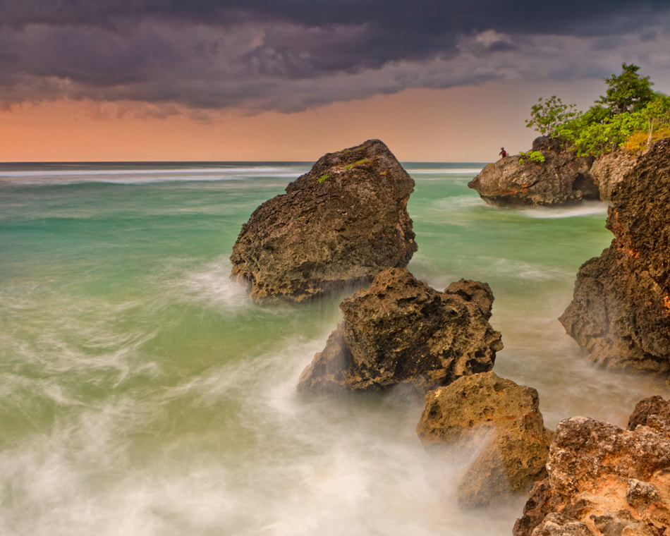Photograph wave and storm by Helminadia Ranford on 500px