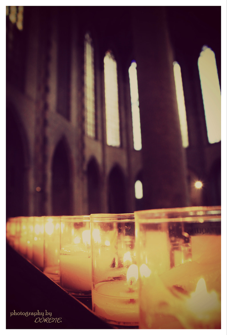 Photograph Candles. by Photography by Dorene. on 500px