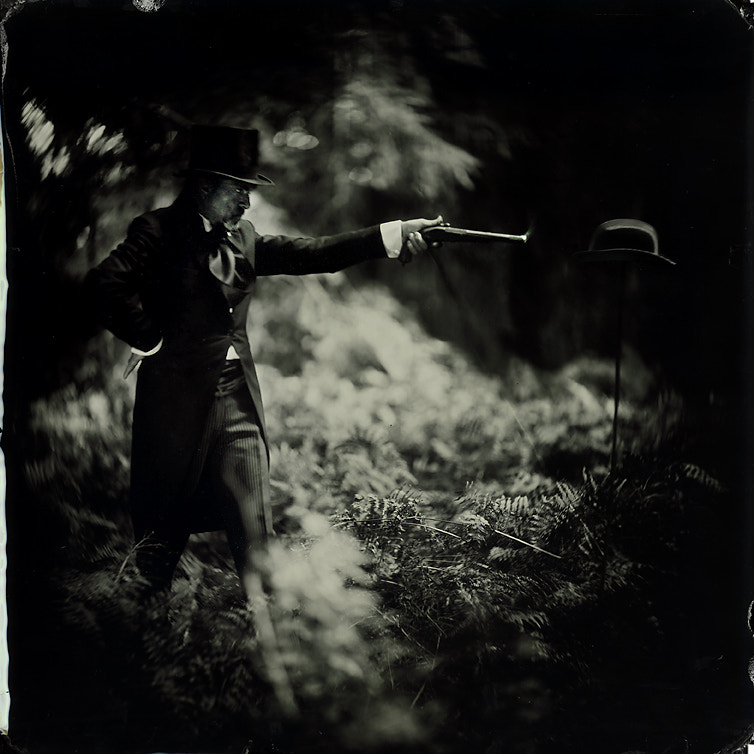 """Photograph """"Hat""""hunter by Alex  Timmermans on 500px"""