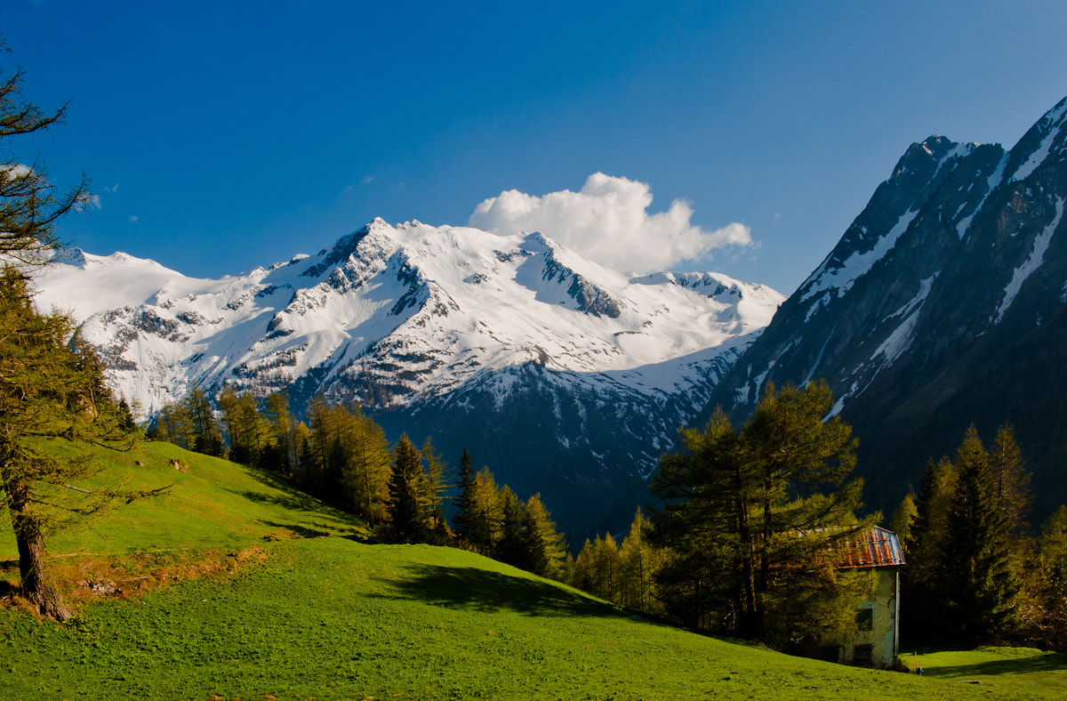 Photograph Painting-like Swiss Scene by Ming Ge on 500px