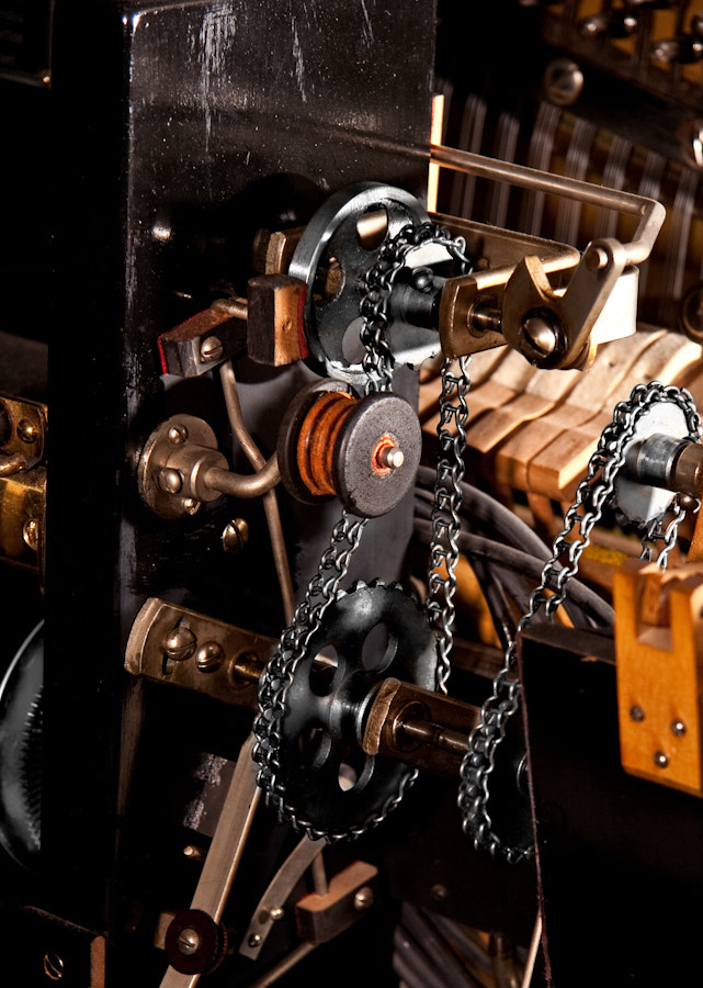 Photograph Gears by Enrico Caioli on 500px