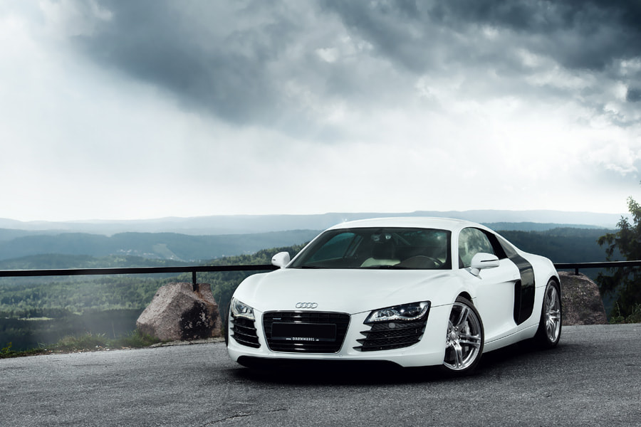 Photograph Audi R8 by Thomas Larsen on 500px
