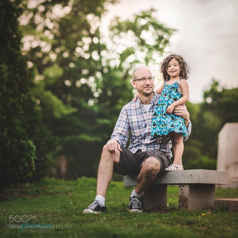 Photograph Brenizered | Daddy's Girl by kacy jahanbini on 500px