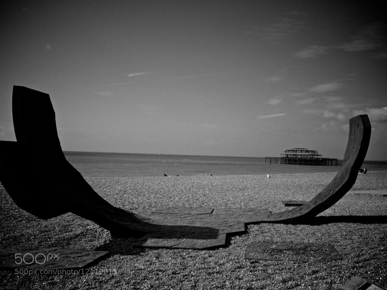Photograph Brighton Beach by Audrey H on 500px