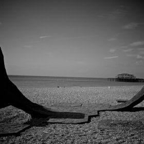 Brighton Beach by Audrey Hayde (audreyhayde)) on 500px.com