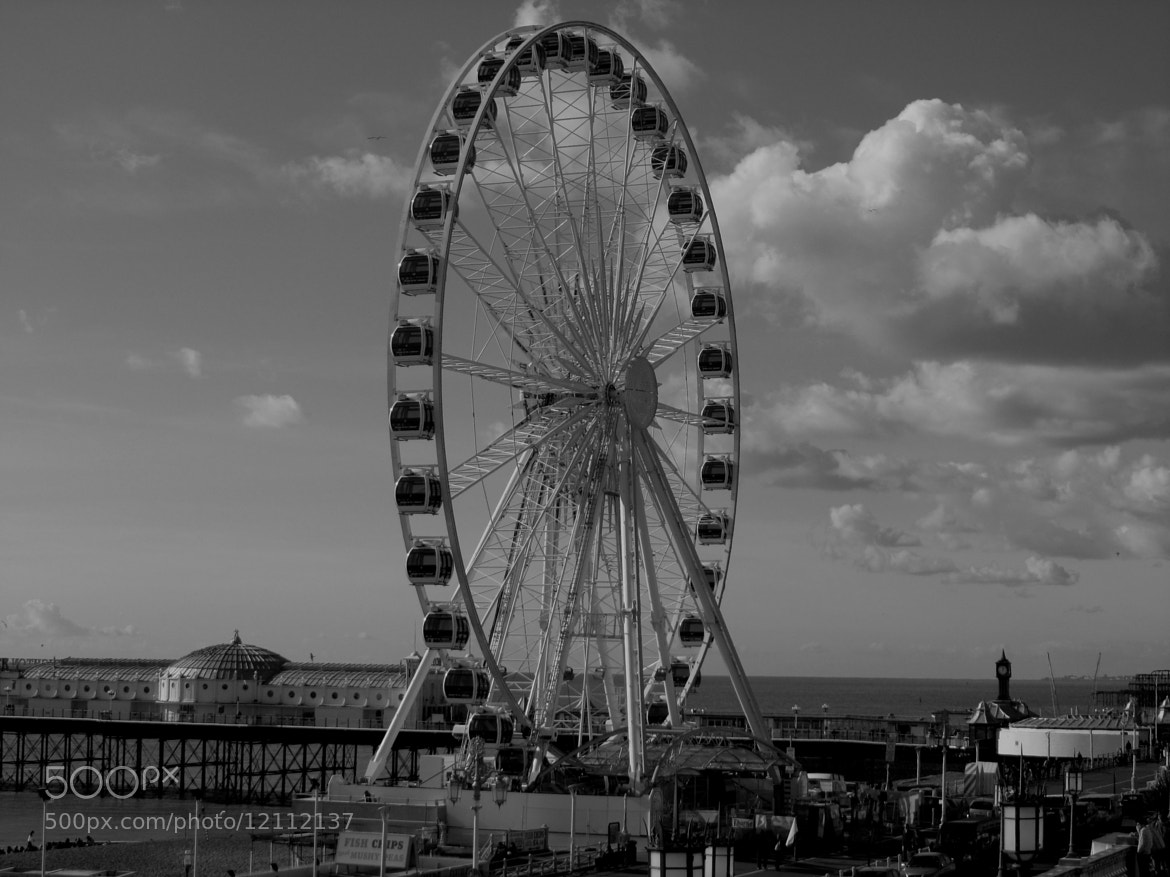 Photograph Big Wheel Brighton by Audrey H on 500px