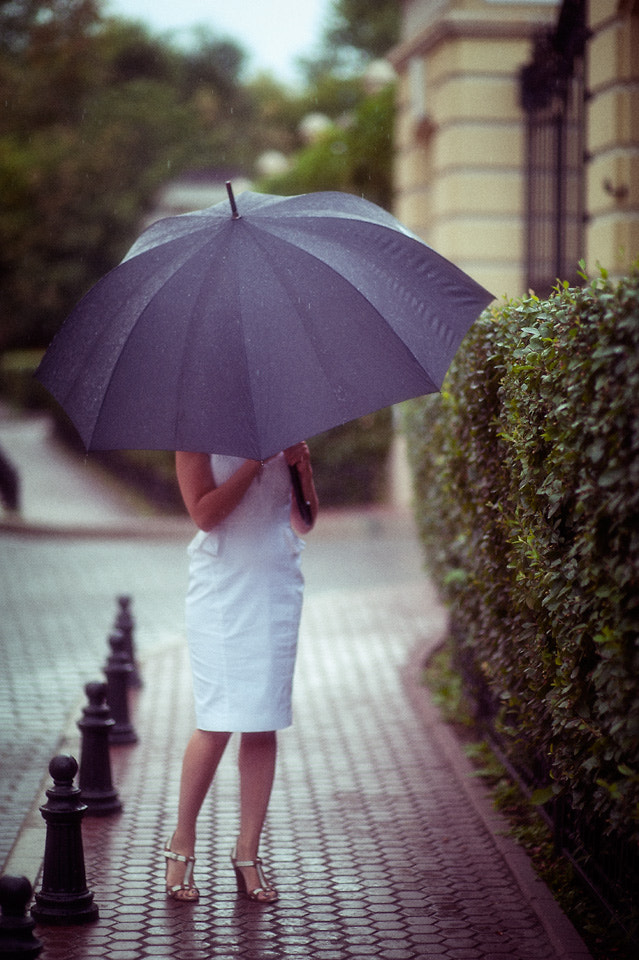 Photograph Rain... by Evgeniya Semenova on 500px