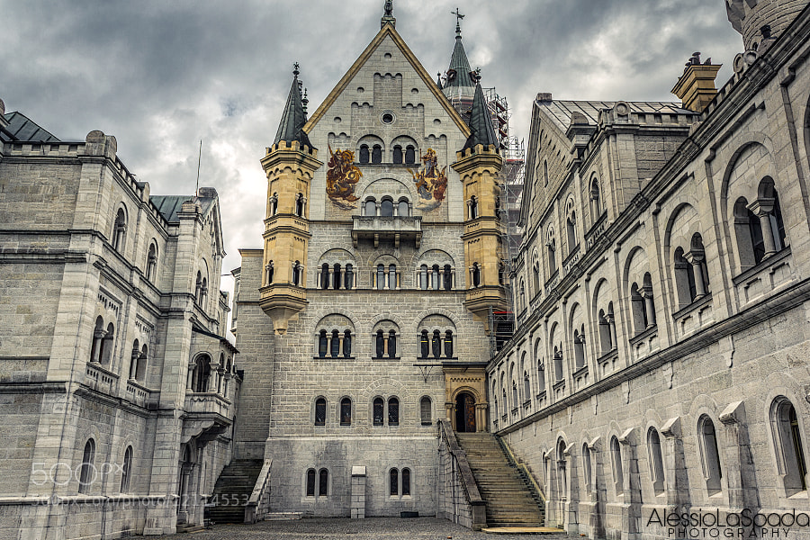 Photograph Neuschwanstein by Alessio La Spada on 500px