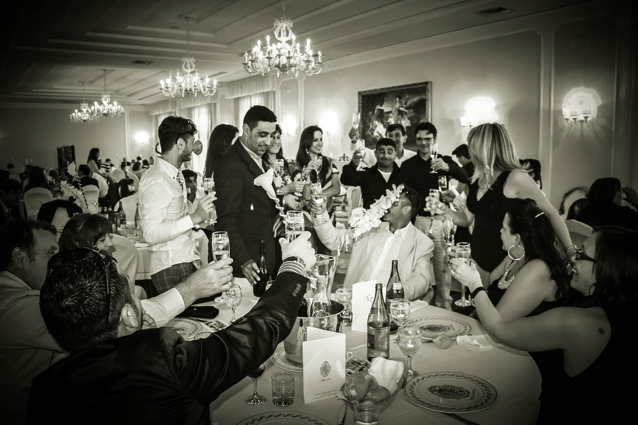 Photograph Wedding Toast by Vincenzo Coppola on 500px