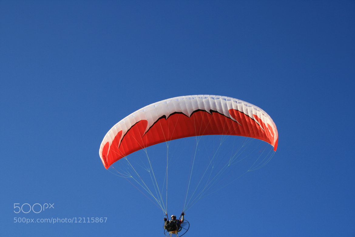 Photograph Paragliding by Atalay Sarıcan on 500px