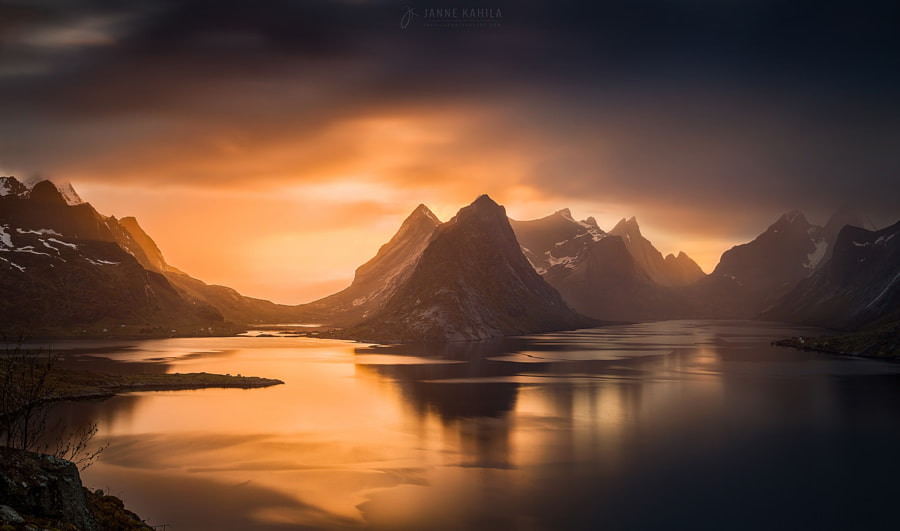 Fore of the Fjords by Janne Kahila on 500px.com