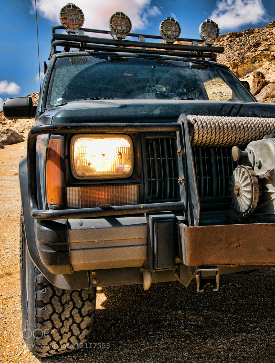 Photograph Jeep by Abdullah Rhwanjy on 500px