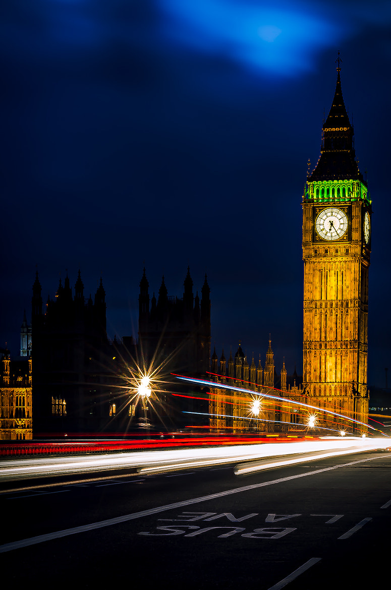Photograph big ben by Oliver Ng on 500px