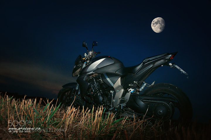 Photograph Honda CB1000R by Jan Barnas on 500px