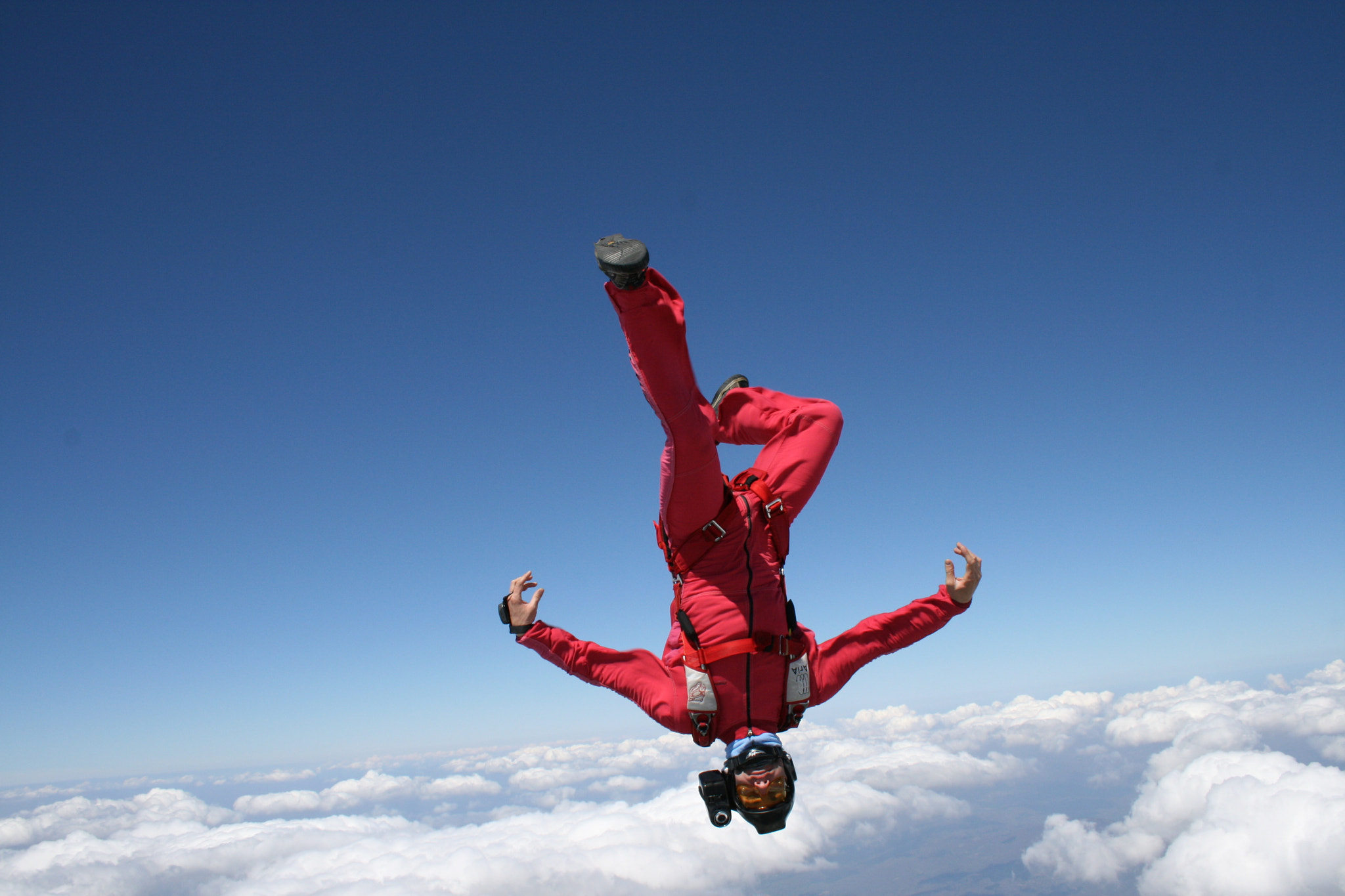Photograph Skydive by Andrea Maidecchi on 500px