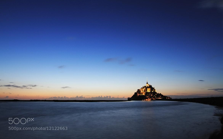 Photograph Le Mont St Michel by Xavier Cohen on 500px
