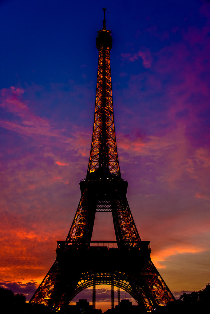 Photograph eiffel tower by Ahmed Alhammad on 500px